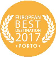Porto - Melhor Destino Europeu 2017